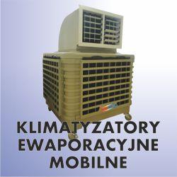Mobilne klimatyzatory wyparne