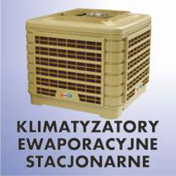 Stacjonarne klimatyzatory wyparne