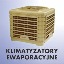 Klimatyzatory ewaporacyjne
