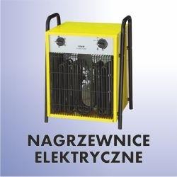 Nagrzewnice elektryczne